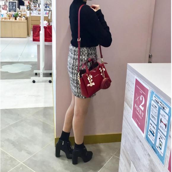 ♡ミニ財布付きバッグ♡