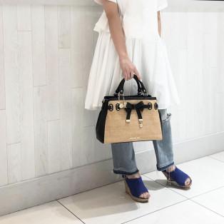 夏に持ちたいバッグ