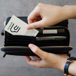 収納力抜群のお財布をご紹介♪♪