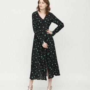 ROSANNA V/N DRESS