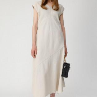 CUT OFF DESIGN DRESS