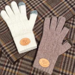 新作*手袋