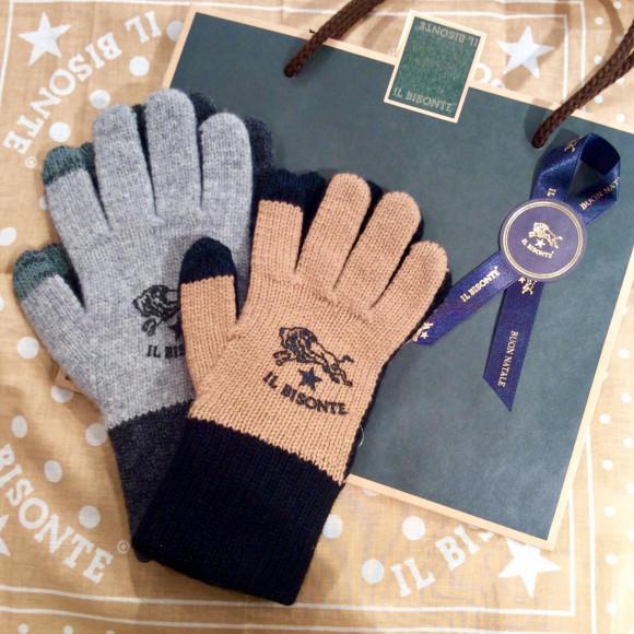 小物*ニット手袋