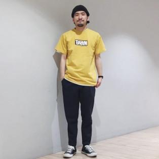 marvelコラボTシャツ