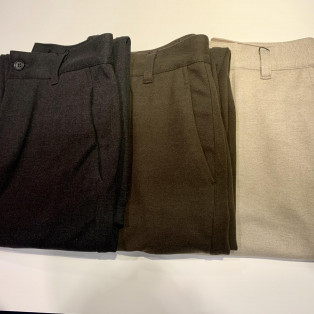 冬の新作パンツが入荷しました!