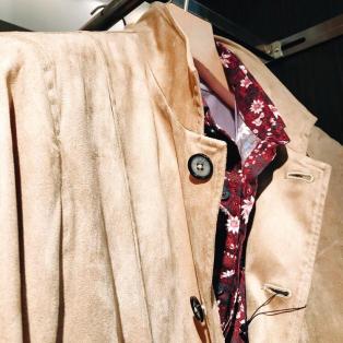✿甘めなアンサンブル/shirts:jacket*54*