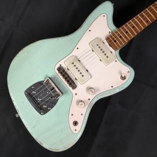 Jimmy Wallaceからその素晴らしいクオリティで国内外でも愛用者が多く存在するギターが緊急入荷!!