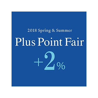 2018 Spring&summer Collection - Plus Point Fair -