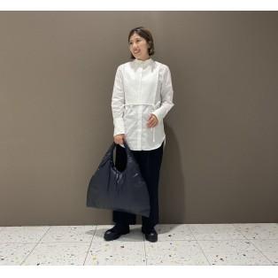【PHEENY】Separated bosom dress shirt