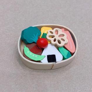 「とても小さいお弁当」ブローチorマグネット作り イベントレポート