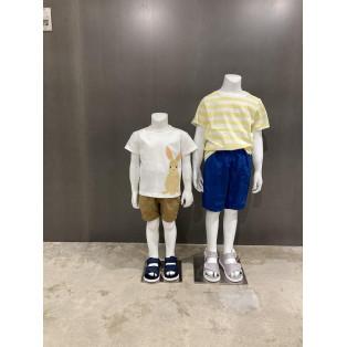 夏に快適なズボン|子供服のおすすめ