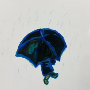 雨の日は傘持って。 MUJI BOOKS
