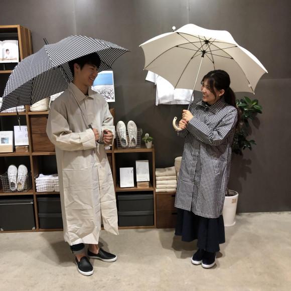梅雨の時期おすすめ商品|スタッフのおすすめコーディネート