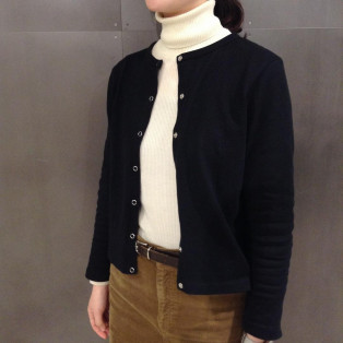 【広島パルコ】わたしのおすすめ!首のチクチクをおさえたタートルネックセーター