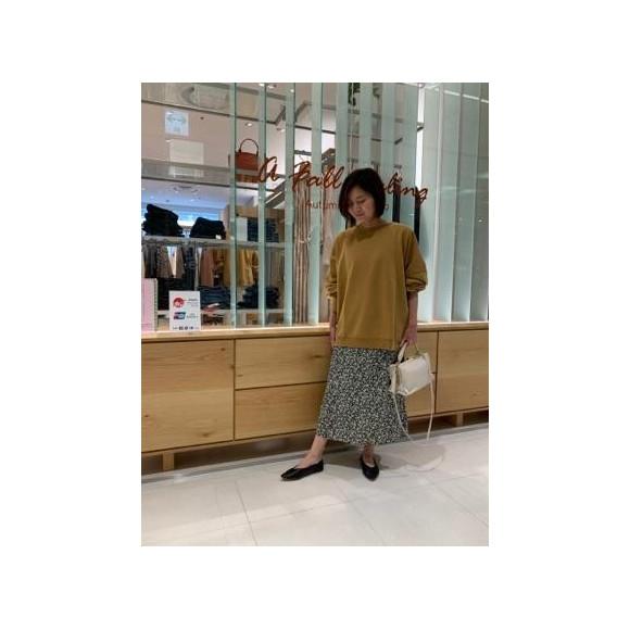 花柄フレアスカート♪
