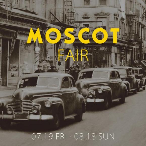 MOSCOT FAIR 明日より開催します !!