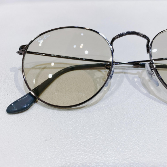 "Ray-Ban ""RB3447 ROUND METAL"""