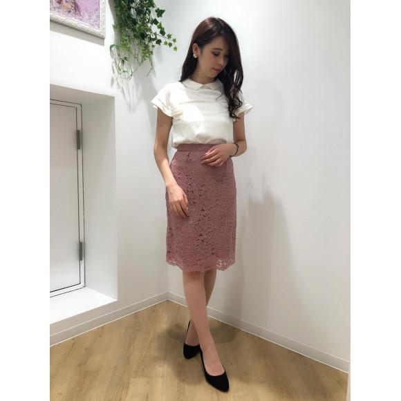 ♡レースタイトスカート♡