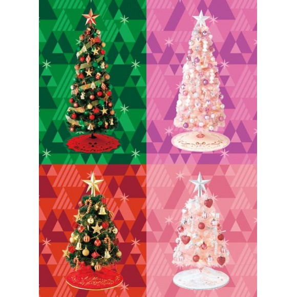 毎年大人気☆クリスマスセットツリー