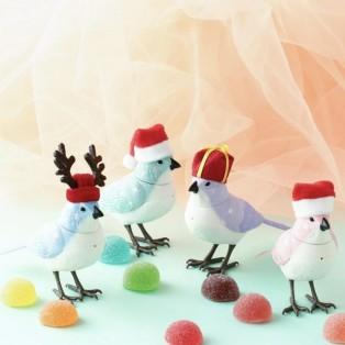 大人気☆ミュージックバードのクリスマスverが入荷しております♪