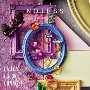 【NOJESS 2019 Autumn Collection】