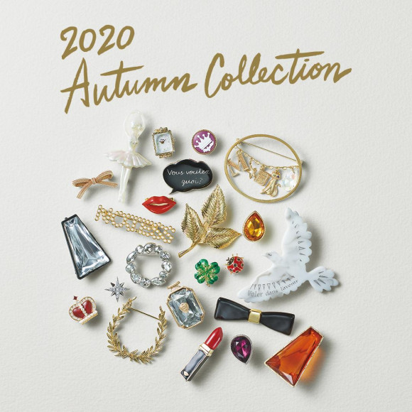 【NOJESS 2020 Autumn Collection】
