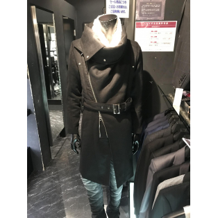 ドレープネックコート☆