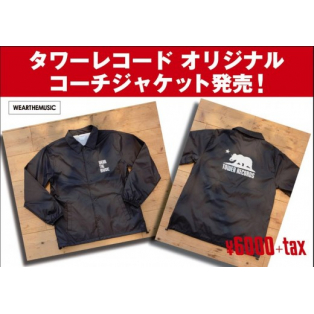 タワレコアパレルから新商品発売のお知らせ!!