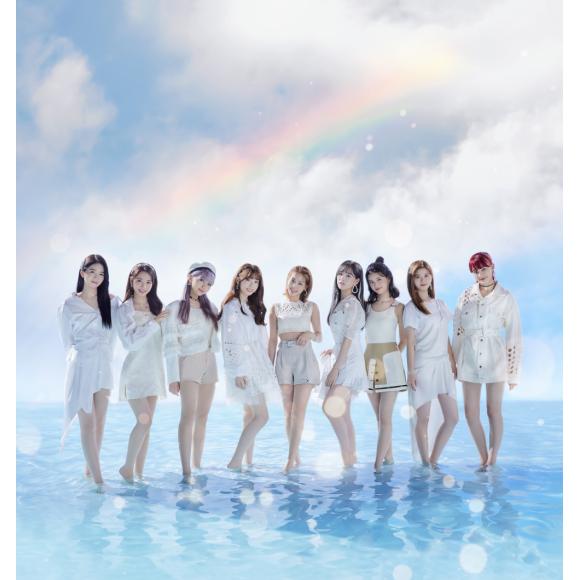『NiziU』デビューシングル「Step and a step」12月2日発売