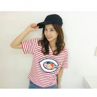 ☆カープコラボTシャツ ボーダーバージョン☆