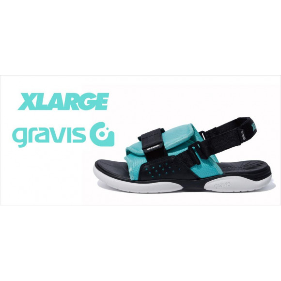 XLARGE×gravis