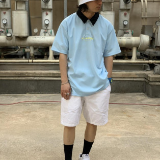 S/S SPORTS LOGO POLO SHIRT