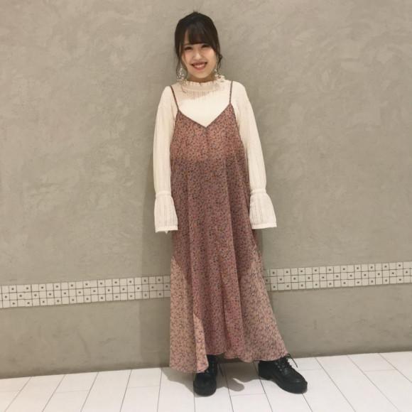 マゼガラキャミ☆ワンピース