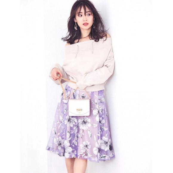 【マーキュリー定番❤︎女子度upスカート】