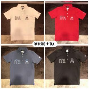 大人気のBLUNEROのポロ&Tシャツ入荷!!