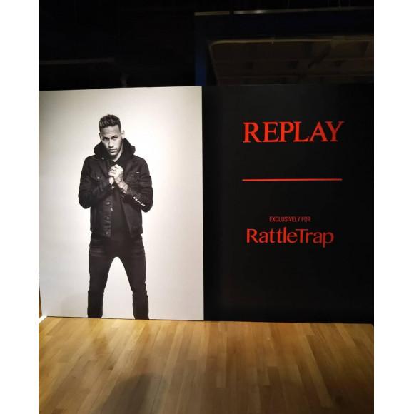 RattleTrap展示会へ!