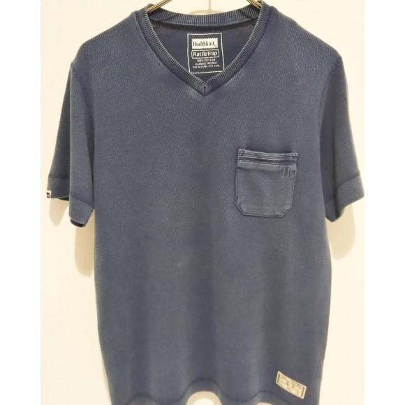 HealthKnit×RattleTrap 別注Tシャツ
