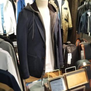 新作jacketコーディネート♪