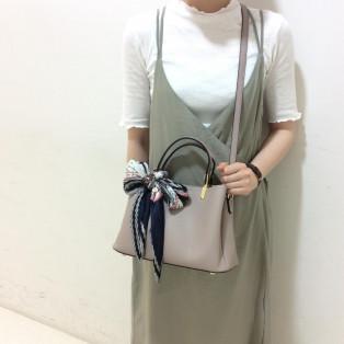 【DEEP】2wayスカーフ付きバッグ