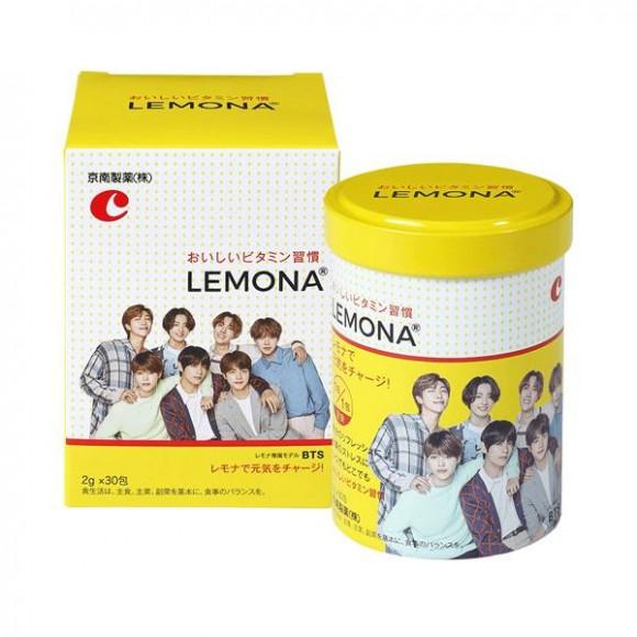 10月7日㈬『LEMONA』発売!