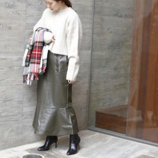 マーメイドスカート☆*:.。.