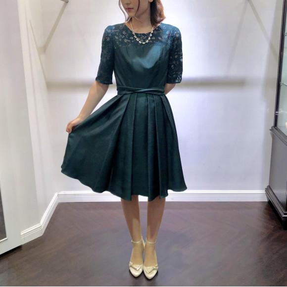 ♡お袖付きドレス♡