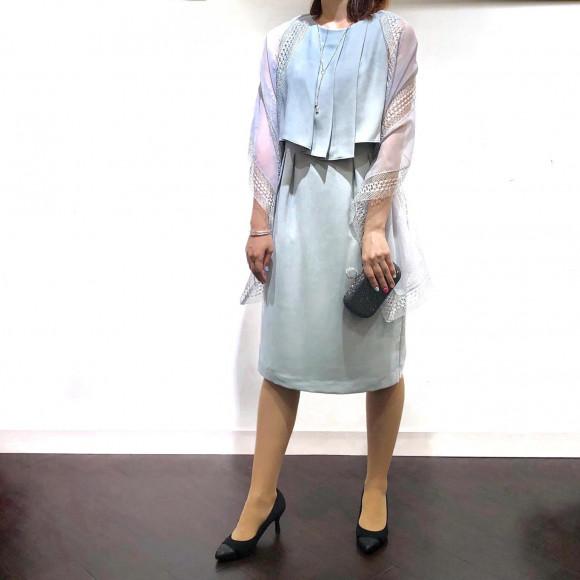 ♡フロントタックドレス♡