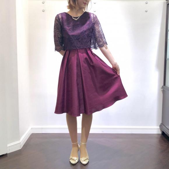 ♡ボレロ付きドレス♡