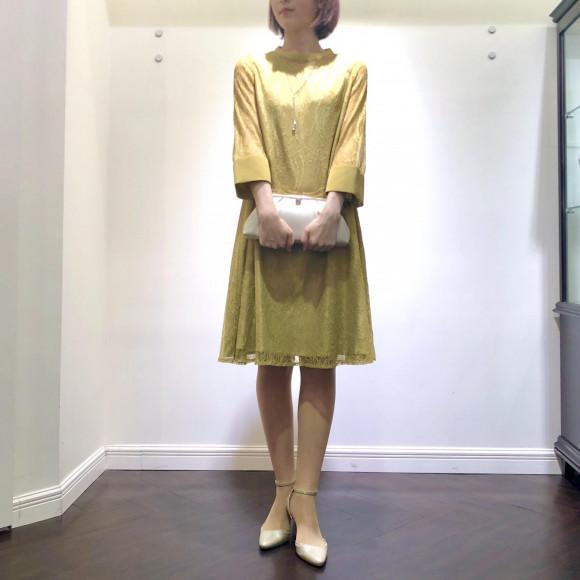 ♡テントラインドレス♡
