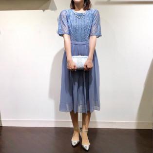 ♡ハシゴレースドレス♡