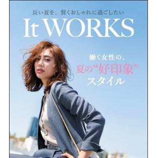 """【WOMEN'S】働く女性の、夏の""""好印象""""スタイル"""