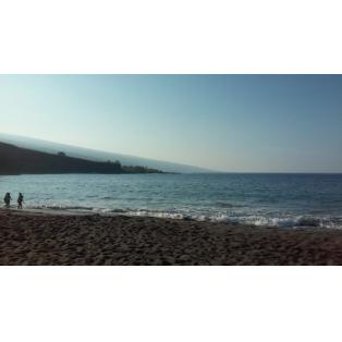 【ALOHAブログ(51)】 ハワイ島Ho'okenaビーチ