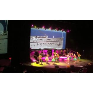 【ALOHAブログ(54)】 大人気のショー『ロック・ア・フラ』
