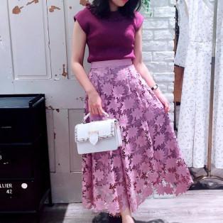 美香さん着用♡新作スカート